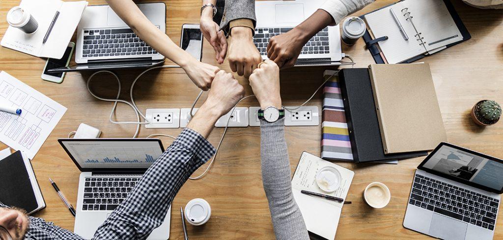 teamwork-di-successo